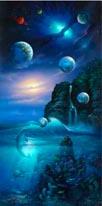 Celestial Gathering mural
