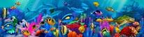 Neptunes Garden mural