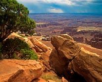 Canyonlands National Park mural