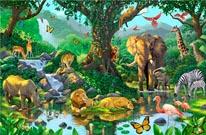 Nature's Harmony mural
