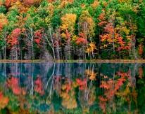 Red Jack Lake Upper Peninsula Michigan mural