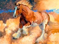 Desert Wind mural