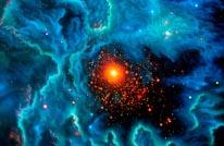 Globular Cluster mural