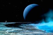 Alien Time mural